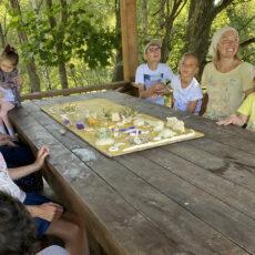 Лагерь одного дня для детей с ОВЗ